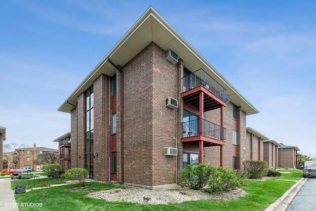 15712 Terrace Drive 3W, Oak Forest, IL 60452 (MLS #11045770) :: Littlefield Group
