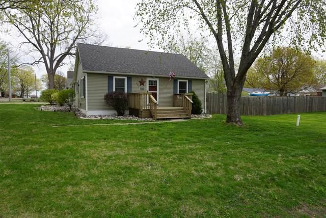 302 S Jefferson Street, ARMINGTON, IL 61721 (MLS #11045774) :: Ryan Dallas Real Estate