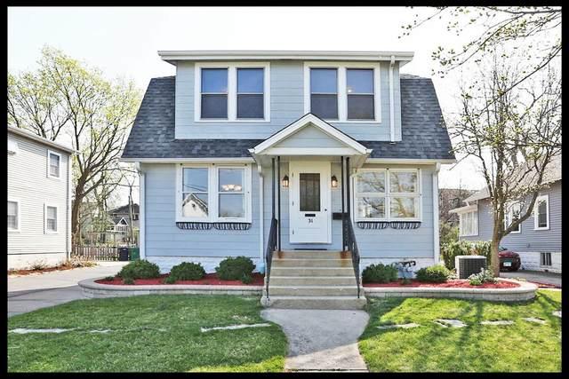31 N Elizabeth Street, Lombard, IL 60148 (MLS #11045793) :: The Perotti Group