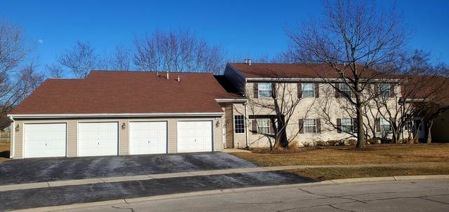 96 Gant Circle E, Streamwood, IL 60107 (MLS #11045841) :: Helen Oliveri Real Estate