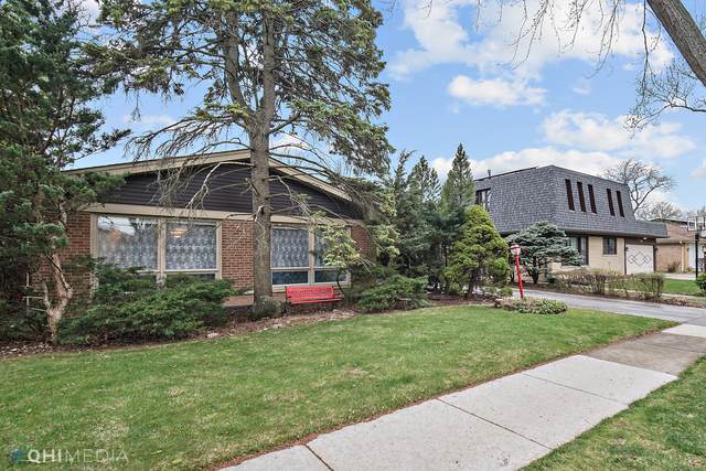 3115 Central Avenue, Wilmette, IL 60091 (MLS #11045844) :: The Dena Furlow Team - Keller Williams Realty