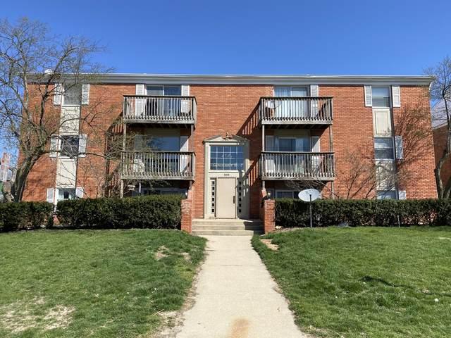 906 E Harding Drive #103, Urbana, IL 61801 (MLS #11045866) :: Helen Oliveri Real Estate