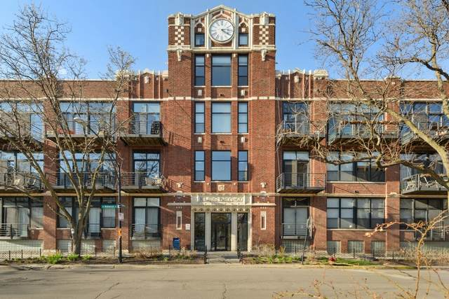 2300 W Wabansia Avenue #113, Chicago, IL 60647 (MLS #11045890) :: Littlefield Group