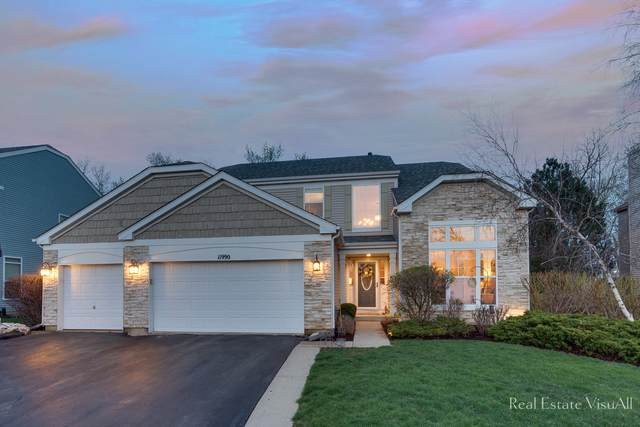 11990 Yellowstone Drive, Huntley, IL 60142 (MLS #11045897) :: The Perotti Group
