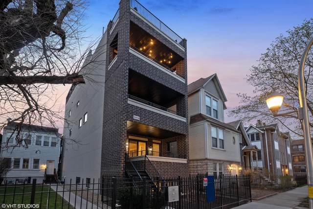 3414 N Seminary Avenue #3, Chicago, IL 60657 (MLS #11045917) :: Touchstone Group