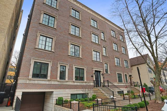647 W Aldine Street 2E, Chicago, IL 60657 (MLS #11045924) :: Schoon Family Group