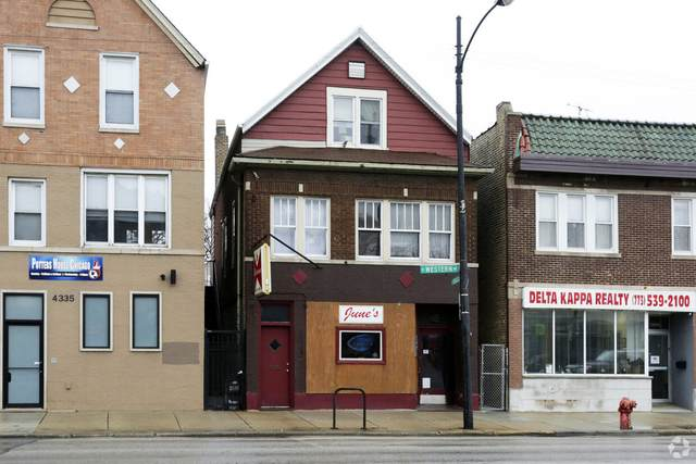 4333 N Western Avenue, Chicago, IL 60618 (MLS #11045997) :: Touchstone Group