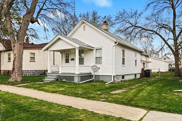 1207 N Western Avenue, Bloomington, IL 61701 (MLS #11046039) :: John Lyons Real Estate