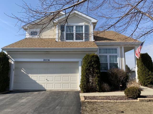 20536 Erie Court, Crest Hill, IL 60403 (MLS #11046068) :: RE/MAX IMPACT