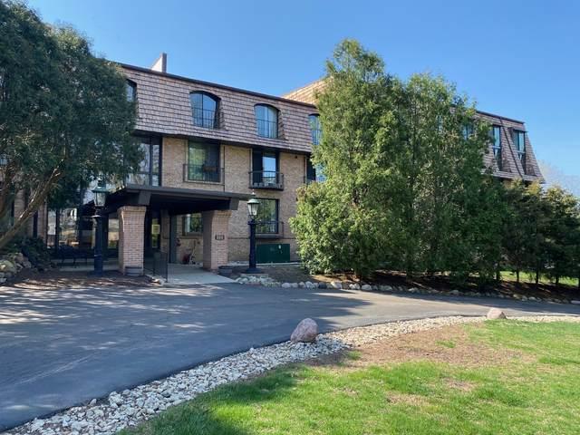 600 W Russell Street #108, Barrington, IL 60010 (MLS #11046074) :: Helen Oliveri Real Estate