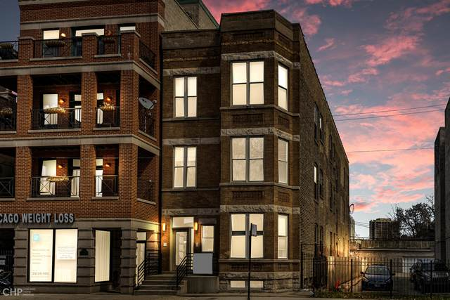 2717 N Halsted Street 1R, Chicago, IL 60614 (MLS #11046113) :: Touchstone Group