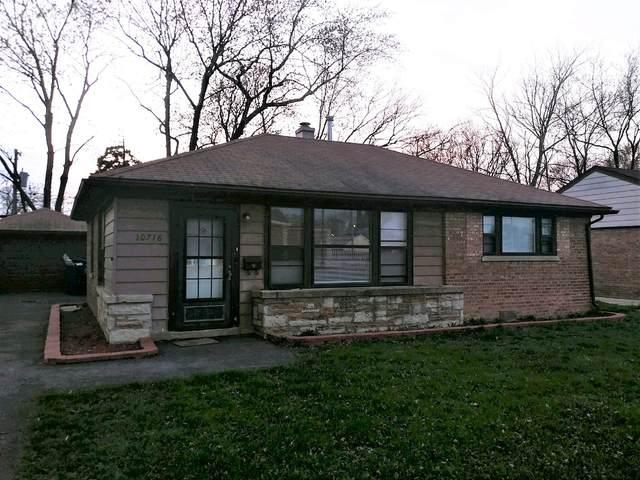 10718 S Pulaski Road, Oak Lawn, IL 60453 (MLS #11046171) :: The Perotti Group