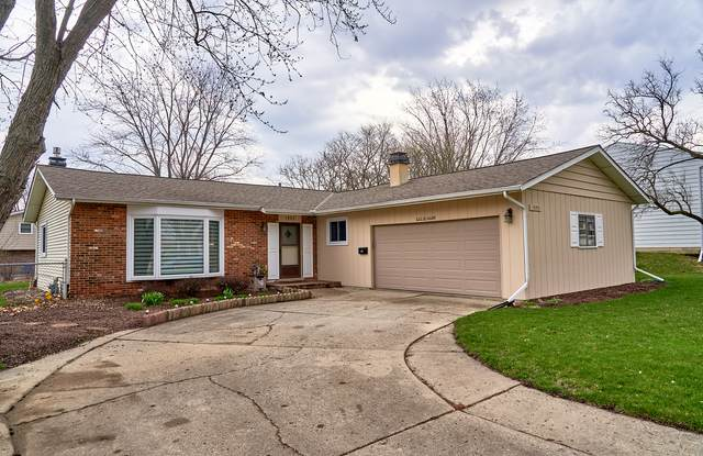 1993 Nottingham Lane, Wheaton, IL 60189 (MLS #11046238) :: The Spaniak Team