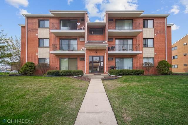 7305 W 157TH Street 2D, Orland Park, IL 60462 (MLS #11046294) :: RE/MAX IMPACT