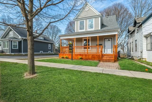 536 Chestnut Street, Waukegan, IL 60085 (MLS #11046367) :: The Perotti Group