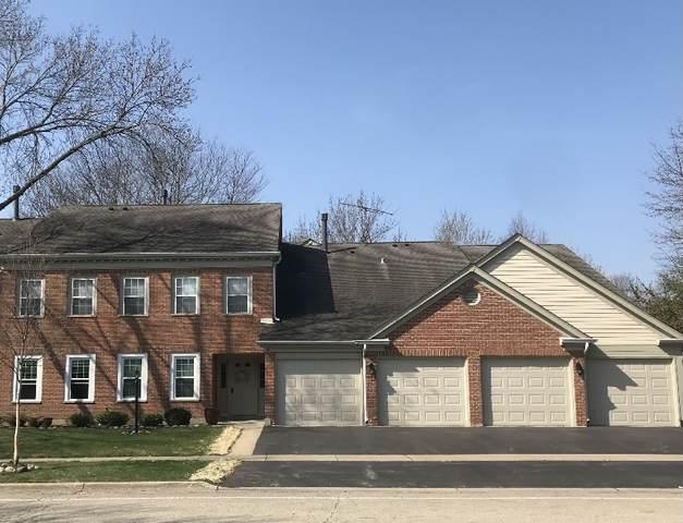 52 Brookston Drive D2, Schaumburg, IL 60193 (MLS #11046372) :: Littlefield Group