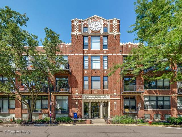 2300 W Wabansia Avenue #121, Chicago, IL 60647 (MLS #11046388) :: Littlefield Group