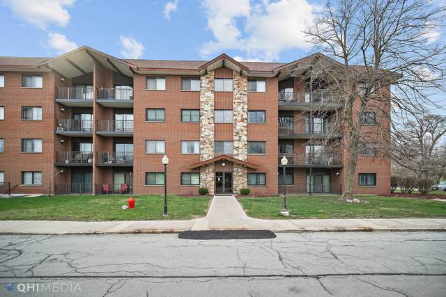 2301 183rd Street #403, Homewood, IL 60430 (MLS #11046403) :: The Dena Furlow Team - Keller Williams Realty