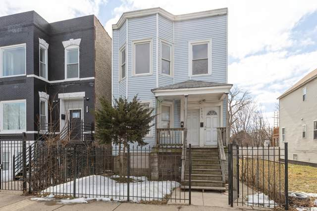 4203 W Maypole Avenue, Chicago, IL 60624 (MLS #11046410) :: The Spaniak Team