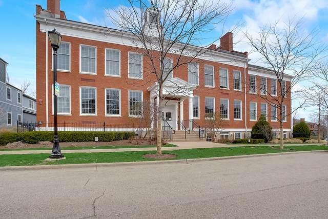 154 School Street #103, Libertyville, IL 60048 (MLS #11046413) :: Helen Oliveri Real Estate