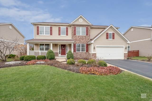 2553 Lyman Loop, Yorkville, IL 60560 (MLS #11046425) :: The Dena Furlow Team - Keller Williams Realty