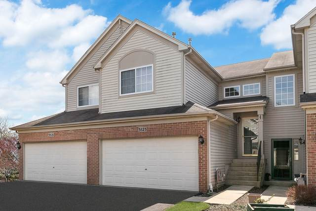 3523 Blue Ridge Court #3523, Carpentersville, IL 60110 (MLS #11046440) :: The Dena Furlow Team - Keller Williams Realty