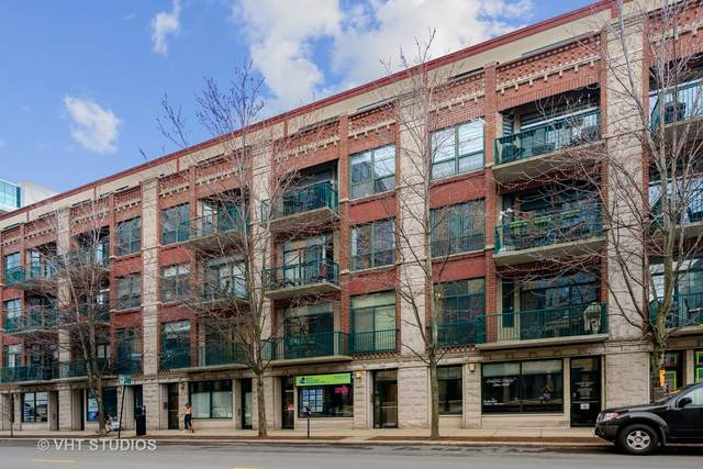 847 W Monroe Street 2A, Chicago, IL 60607 (MLS #11046498) :: The Spaniak Team