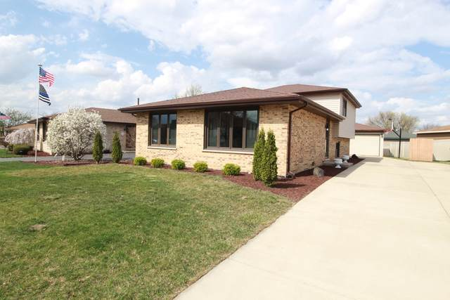 8466 162nd Place, Tinley Park, IL 60487 (MLS #11046502) :: The Dena Furlow Team - Keller Williams Realty