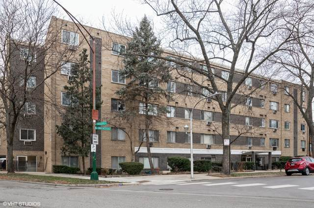 7306 N Winchester Avenue #203, Chicago, IL 60626 (MLS #11046620) :: Littlefield Group