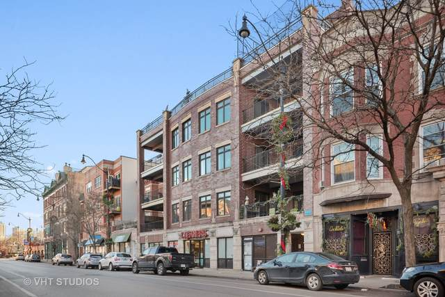 2230 N Lincoln Avenue #504, Chicago, IL 60614 (MLS #11046635) :: Littlefield Group