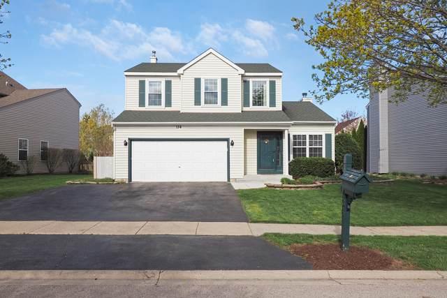 134 Cedarfield Drive, Bartlett, IL 60103 (MLS #11046692) :: Ryan Dallas Real Estate