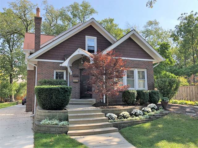 4209 Forest Avenue, Western Springs, IL 60558 (MLS #11046731) :: The Perotti Group