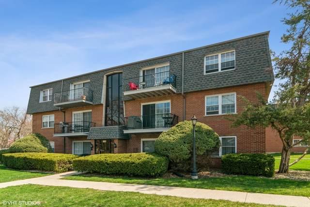 1140 64th Street #2, La Grange Highlands, IL 60525 (MLS #11046770) :: The Dena Furlow Team - Keller Williams Realty