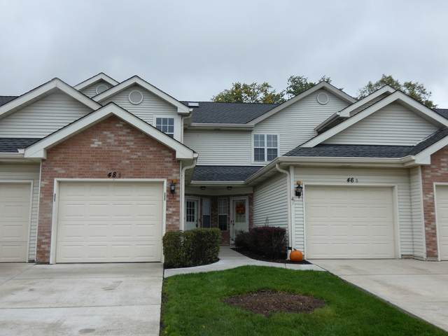 48 S Golfview Court, Glendale Heights, IL 60139 (MLS #11046772) :: The Dena Furlow Team - Keller Williams Realty