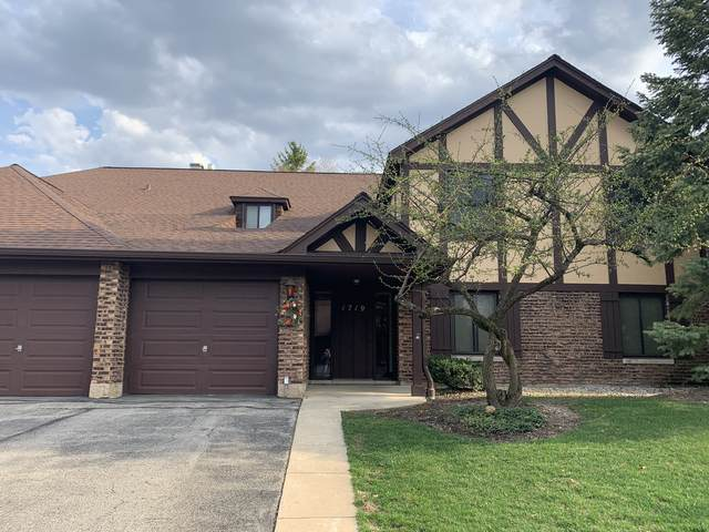 1719 Lakecliffe Drive C, Wheaton, IL 60189 (MLS #11046941) :: RE/MAX IMPACT