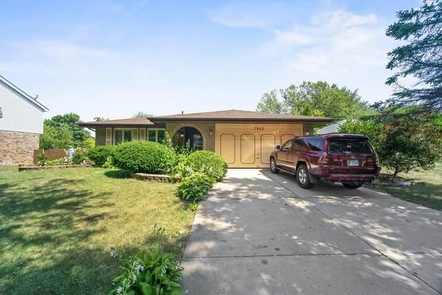 7563 Cambridge Road, Darien, IL 60561 (MLS #11047031) :: The Dena Furlow Team - Keller Williams Realty