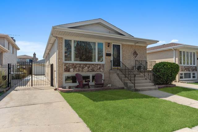 6719 W Byron Street, Chicago, IL 60634 (MLS #11047047) :: The Perotti Group