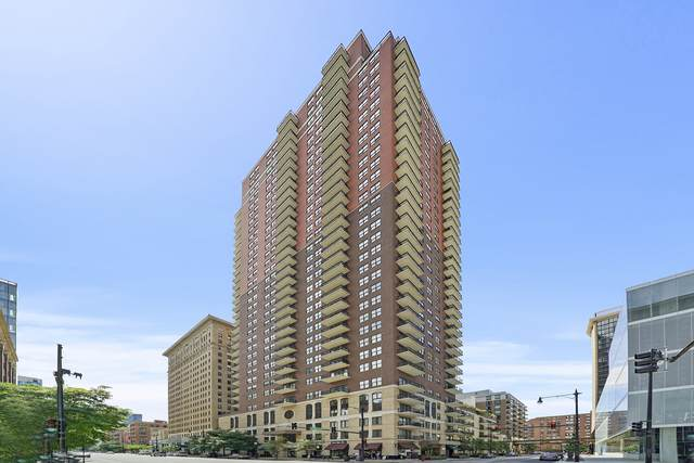 41 E 8th Street #802, Chicago, IL 60605 (MLS #11047135) :: Schoon Family Group