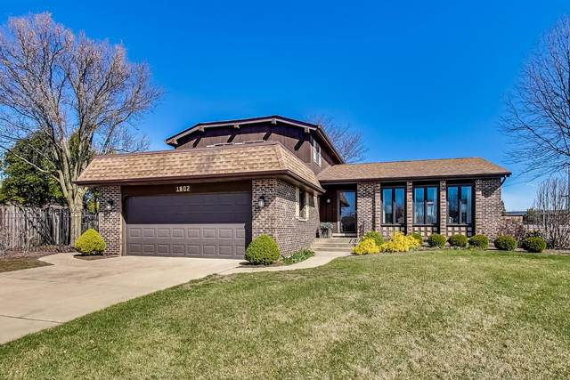1802 Kings Point Drive N, Addison, IL 60101 (MLS #11047148) :: The Spaniak Team
