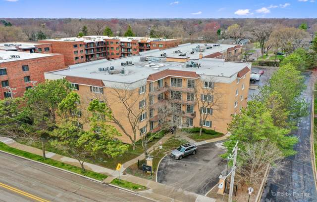 3500 Church Street #401, Evanston, IL 60203 (MLS #11047180) :: The Spaniak Team