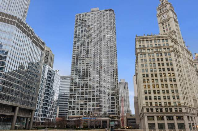 405 N Wabash Avenue #1501, Chicago, IL 60611 (MLS #11047181) :: Littlefield Group
