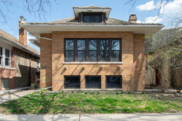 5129 N St Louis Avenue, Chicago, IL 60625 (MLS #11047217) :: RE/MAX IMPACT
