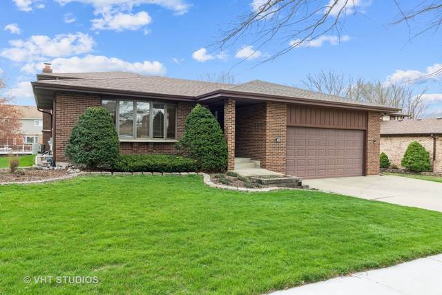 761 Tomaszewski Street, Lemont, IL 60439 (MLS #11047246) :: The Spaniak Team