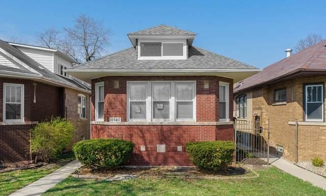 11540 S Hale Avenue, Chicago, IL 60643 (MLS #11047313) :: The Perotti Group
