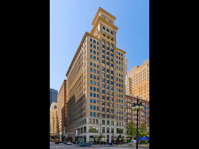 6 N Michigan Avenue #711, Chicago, IL 60602 (MLS #11047319) :: Schoon Family Group
