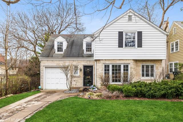 147 Sterling Lane, Wilmette, IL 60091 (MLS #11047330) :: The Dena Furlow Team - Keller Williams Realty