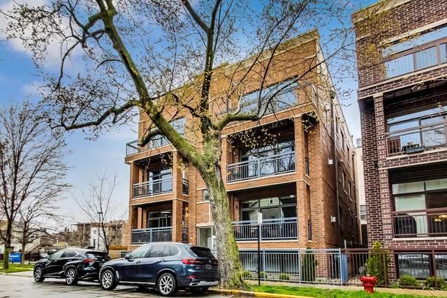 1430 W Fillmore Street 1E, Chicago, IL 60607 (MLS #11047367) :: The Perotti Group
