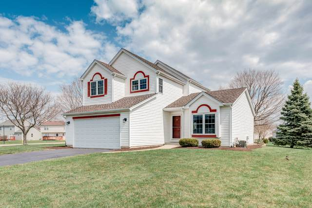 2110 Winding Lakes Drive, Plainfield, IL 60586 (MLS #11047377) :: The Spaniak Team