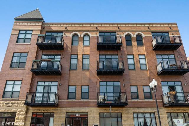 Address Not Published, Chicago, IL 60618 (MLS #11047406) :: Touchstone Group