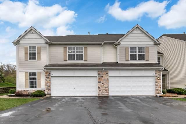 536 Terra Springs Circle #536, Volo, IL 60020 (MLS #11047424) :: John Lyons Real Estate